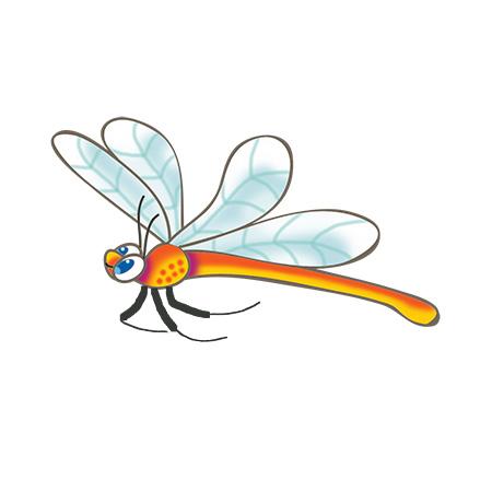 Darius The Dragonfly