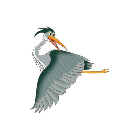 Erin The Heron