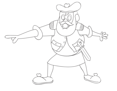 McFee coloring page
